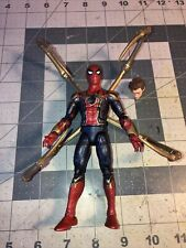 Marvel Legends Spider-Man IRON SPIDER w/Tom Holland Head Infinity War Target