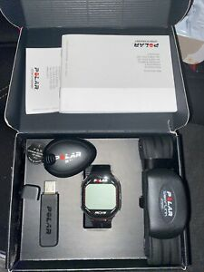 POLAR RCX5 SD Watch Heart Rate SENSOR Chest Strap+Dongle & More NEW IN BOX