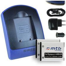 2x Baterìas + USB Cargador NP-45 para Fujifilm Finepix JX710, JZ100, JZ110 JZ145