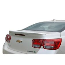 PAINTED FACTORY STYLE LIP SPOILER for the 2013 2014 2015 CHEVROLET MALIBU