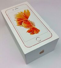 iPhone 6S Retail Box 16gb Rose Gold With Accessories