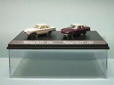 Atlas / Norev - Coffret x2 PANHARD 24 CT 1963 1964 neuve en boîte NBO HO 1/87