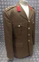 Genuine British Army No 2 Pattern Officers General Staff Colonel's Rank Jacket