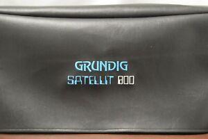 Grundig Satellit 800 Radio Dust Cover