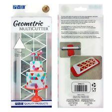 PME géométrique Multicutter de gâteau Glaçage coupeur petit Triangle -0.75 pouce