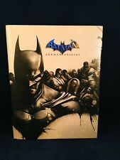 Batman Arkham Origins Strategy Guide Book