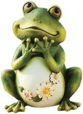 Outdoor Statue Decorations Frog Garden Sculpture Figure Indoor Patio Lawn Yard