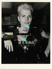 Billy Idol Press Agency Photo #1240 WAIST