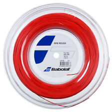 BABOLAT RPM BLAST ROUGH TENNIS STRING 1.30MM 16G - 200M REEL - RED - RRP £220