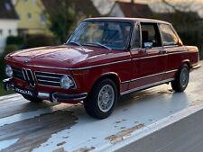 AUTOart 1:18 BMW 2002 tii #70509 by RACEFACE-MODELCARS