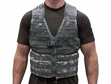 MOLLE II Military Vest Load Bearing D Ring Load Carrier Digital Camo US Army