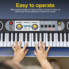 37 Key Digital Music Electronic Keyboard Electric Piano Organ Instrument New
