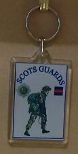 Scots Guards key ring..