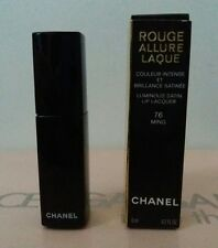 Chanel rouge allure laque 76 ming occasion