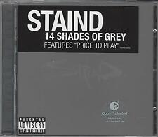 STAIND - 14 Shades of Grey / Sehr gute 2003er Nu Metal Neuware, new CD ! !