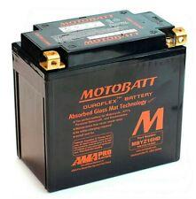 Motobatt MBYZ16H Upgrade AGM Battery Harley Davidson 883 Sportster 2004 to 2014