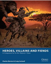 Osprey Wargames - Heroes, Villains and fiends