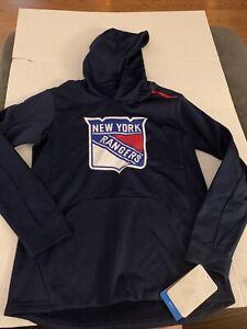 New York Rangers NHL Hockey Hoodie Youth NWT Boys Size Large