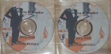 JEEVES & WOOSTER/BLANDINGS CASTLE 36 AUDIO BOOK COLLECTION MP3 DVD PG WODEHOUSE