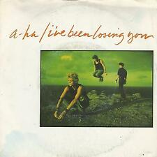 """A-HA """" I'VE BEEN LOSING YOU / THIS ALONE IS LOVE"""" 7"""" UK PRESS"""