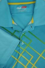 Camisas y polos de hombre FILA de poliéster