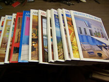 13950 Architectural Digest Magazine 12 issues 2006