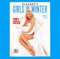 Playboy's Girls of Winter (1988) Sandy Greenberg Cover, Patty Duffek (Near Mint)