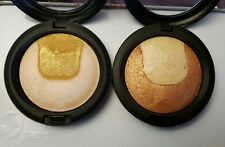 MAC Mineralize Skinfinish Perfectly Poised &Centre of Attention LE WORLD SHIP