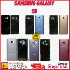 Tapa Trasera Bateria Para Samsung Galaxy S8 SM-G950F Cubierta Original +Adhesivo