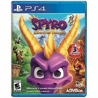 Spyro Reignited Trilogy For PlayStation 4 PS4
