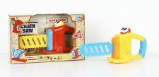 Niños del niño Motosierra con sonido Play Boy Girl Divertido Juguete Junior Regalo De Navidad