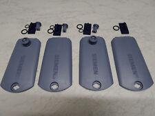 4 x Akkufachdeckel für Unify Siemens Gigaset M /active M Professional - NEU!