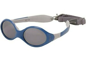 Julbo Eyewear Juniors Looping 3 Kids Sunglasses, Blue/Grey With Spectron 4 Baby