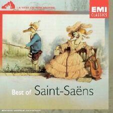CAMILLE SAINT-SAENS-Best Of  (UK IMPORT)  CD NEW