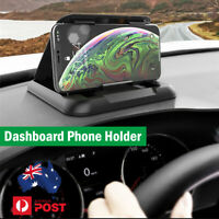 Car Phone Holder Silicone Pad For Various Dashboards Anti-Slip Desk Phone Stand