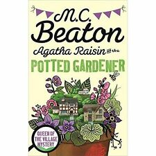Agatha Raisin and the Potted Gardener-ExLibrary