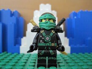Lego Ninjago  Figur  Tiefengestein LLOYD  Nieder mit den Geistern   TOP Zustand