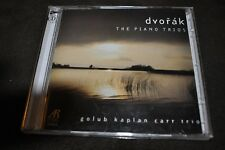 Antonin Dvorak: The Piano Trios (2 CD, 1999, Arabesque US)