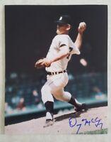Denny McLain SIGNED PHOTO Detroit Tigers 8 x 10 Auto Autograph COA