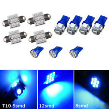 11pcs LED License Bulb Interior Light Package For Ford 2000-2006 Chevy Suburban