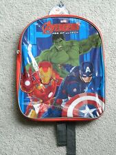 Marvel Avengers backpack, kids school bag, UK seller