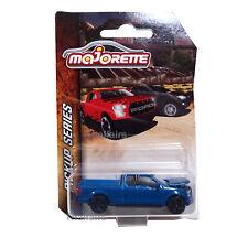 Ford F-150 Raptor Pick Up Truck Majorette Pickup Cars 2018 201C 1:72 (Dark Blue)