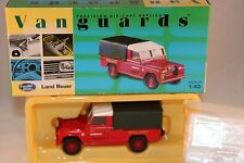Vanguards Corgi VA07600 Land Rover Series II Midland red 1:43 mint in box