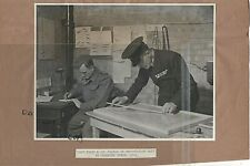 WW2 Capt Tooze Middlesex Home Guard & Lt Palmer observation Post Champion Tower