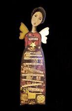 Kelly Rae Roberts Angel Wall Hanging - BELIEVE