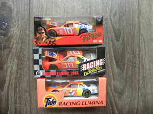 RICKY RUDD #5 & #10 TIDE REVELL & RACING COLLECTABLES  1:64 NASCAR STOCK CAR LOT
