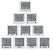 10 OZONE PLATES FOR NATURES AIR 2 PURIFIER LIGHTNING