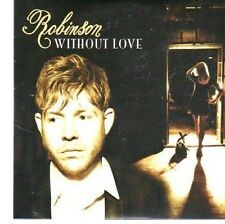 (CC301) Robinson, Without Love - 2011 DJ CD