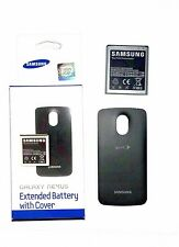Original Samsung Extended Battery & Cover Door Verizon Galaxy Nexus Bundle