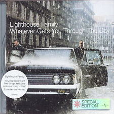 LIGHTHOUSE FAMILY Whatever Gets You Through The Day - BRAND NEW AND SEALED CD